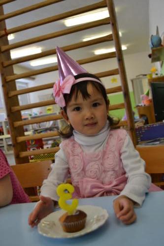 Lili - oslava narozenin 31.1.2019
